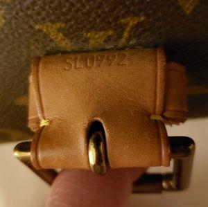 Louis Vuitton Bags - AUTHENTIC Louis Vuitton Beverly 2way Brief w/Strap